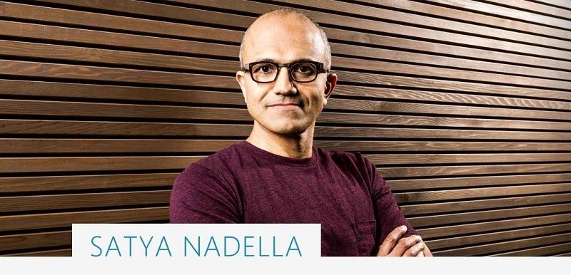 Satya Nadella wird neuer CEO von Microsoft