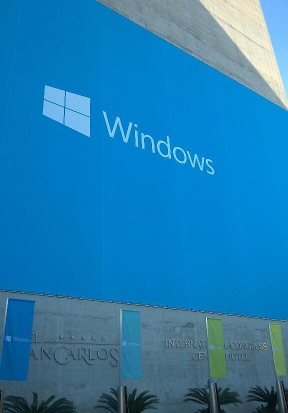 Windows Microsoft MWC