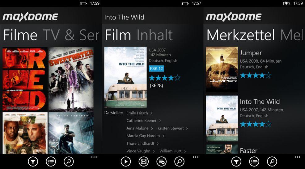 Maxdome Offline Windows 10