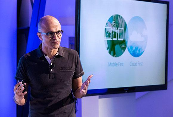nadella-mobile-first