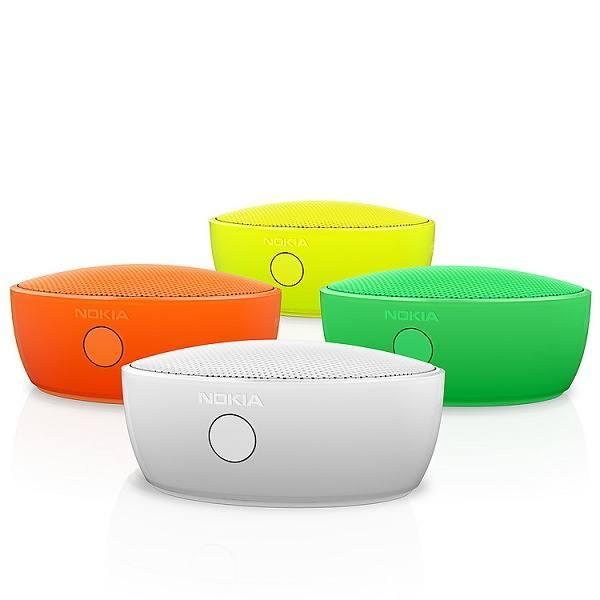 Nokia kündigt portablen Bluetooth-Lautsprecher MD-12 an
