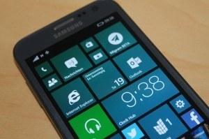 Windows Phone Anmelden
