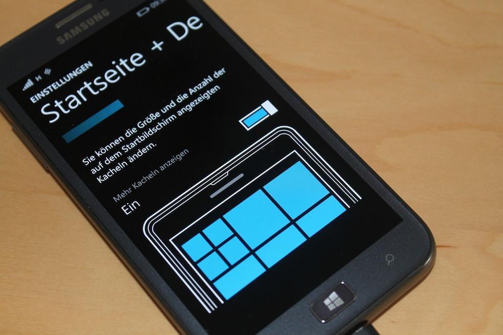 Windows Phone 8.1 im Test: Ein großer Schritt in die richtige Richtung
