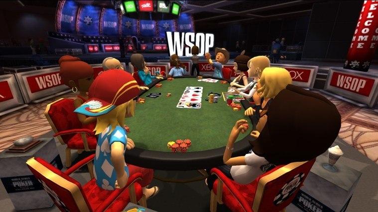 WSOP Full House Pro - Screenshot
