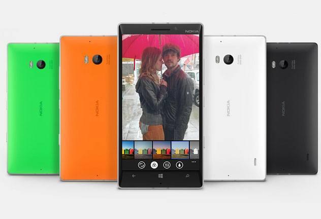 Lumia Creative Studio: Farbeffekt kehrt zurück