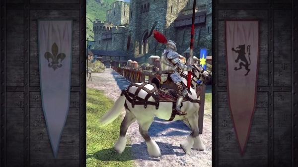 Rival Knights - Screenshot