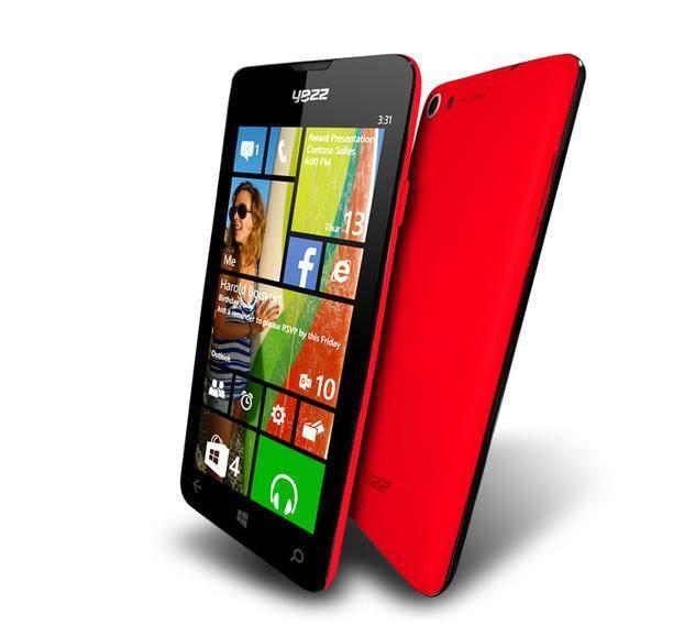 Yezz Windows Phone