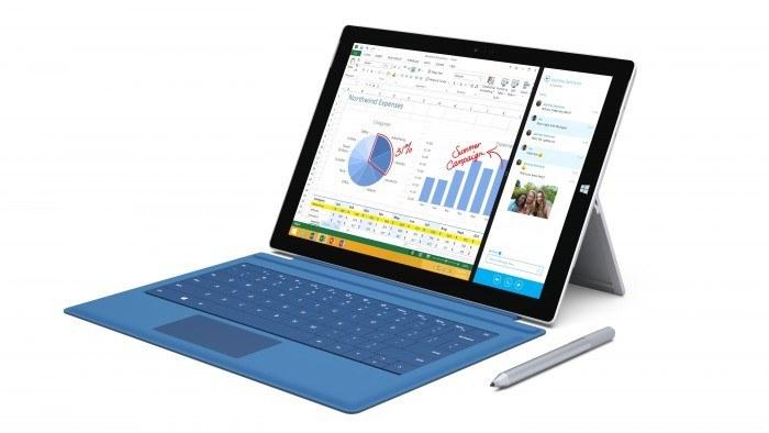 Microsoft veröffentlicht Firmware-Update für Surface Pro 3