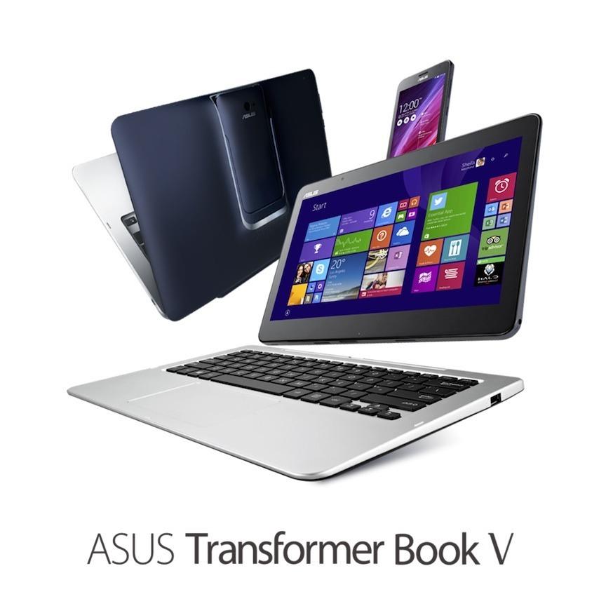 Computex 2014: ASUS stellt mehrere Windows-Convertibles ...