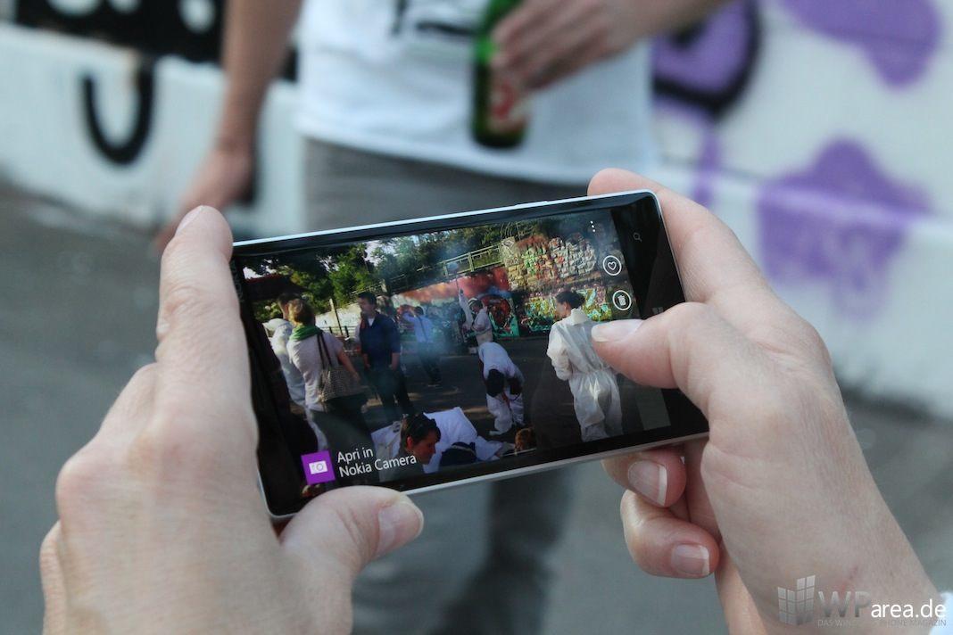 Nokia Lumia 930 Camera Bild Kamera