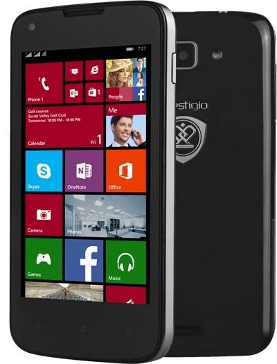 Deal: Prestigio MultiPhone 8500 DUO für 119,90€