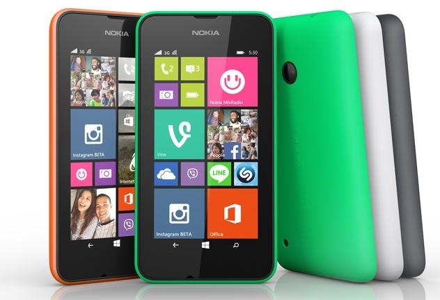 Microsoft stellt das Lumia 530 offiziell vor
