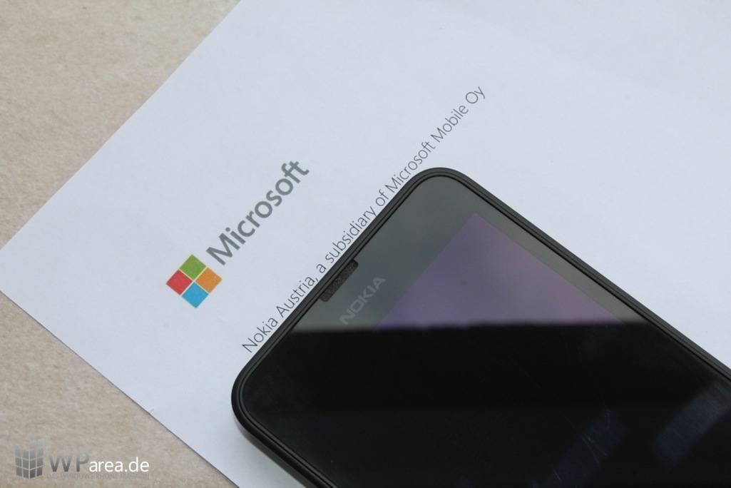 Nokia Lumia 630 by Microsoft