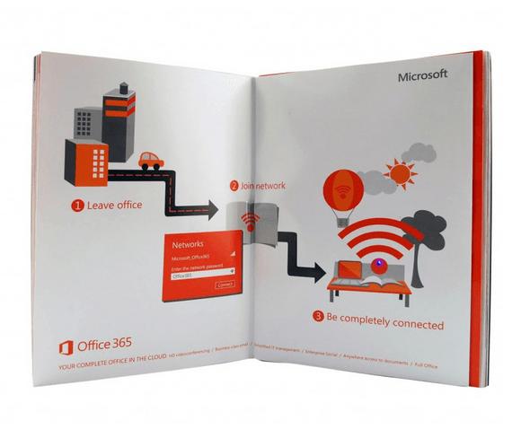 """Werbung mit Mehrwert: Microsoft """"druckt"""" HotSpots"""