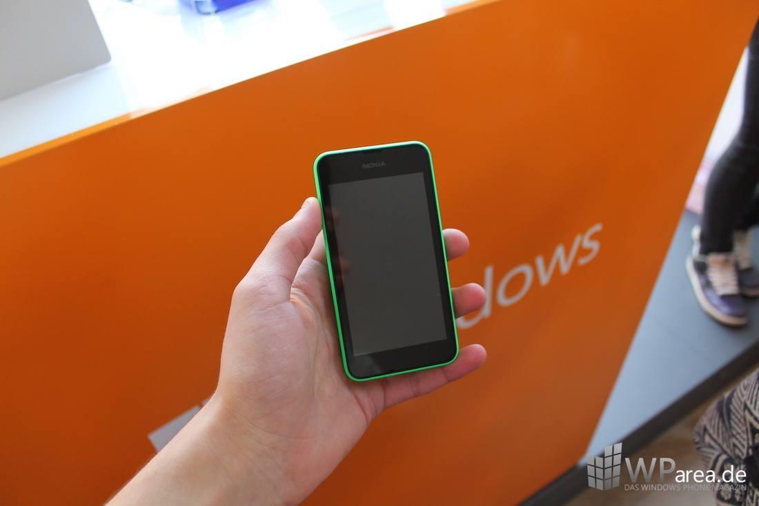 Nokia Lumia 530 Hands-On