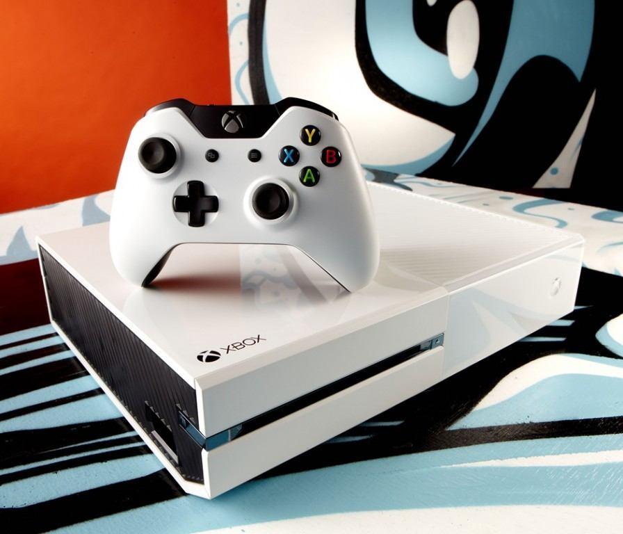 Xbox One Weiß Retail