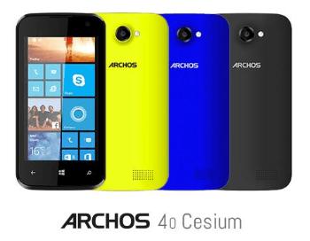 Archos kündigt ein neues Smartphone sowie ein neues Tablet an