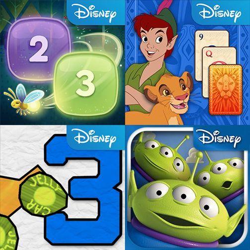 Disney verschenkt 4 Spiele für Windows Phone 8 & Windows 8/RT