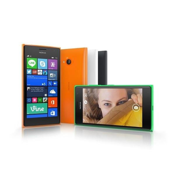 Deal: Lumia 730 Dual-SIM in Schwarz, Weiß und Grün für 199€