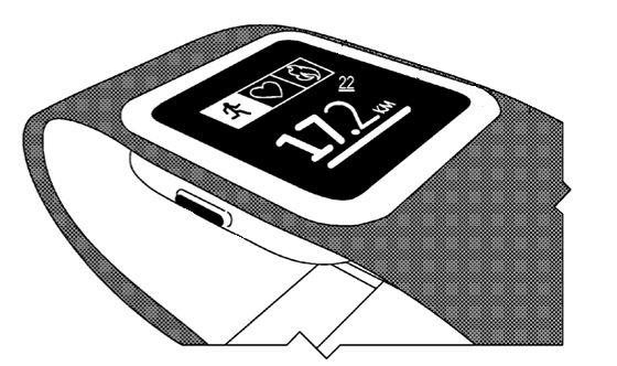 Smartwatch Microsoft Fitness