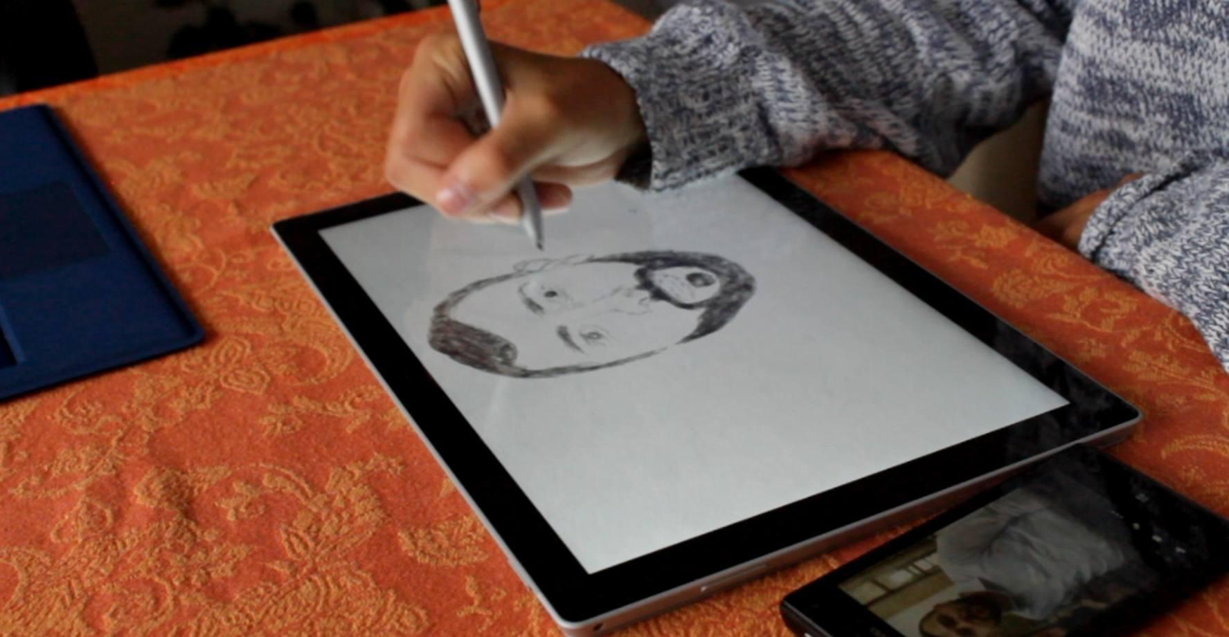 Surface Pro 3 Okan