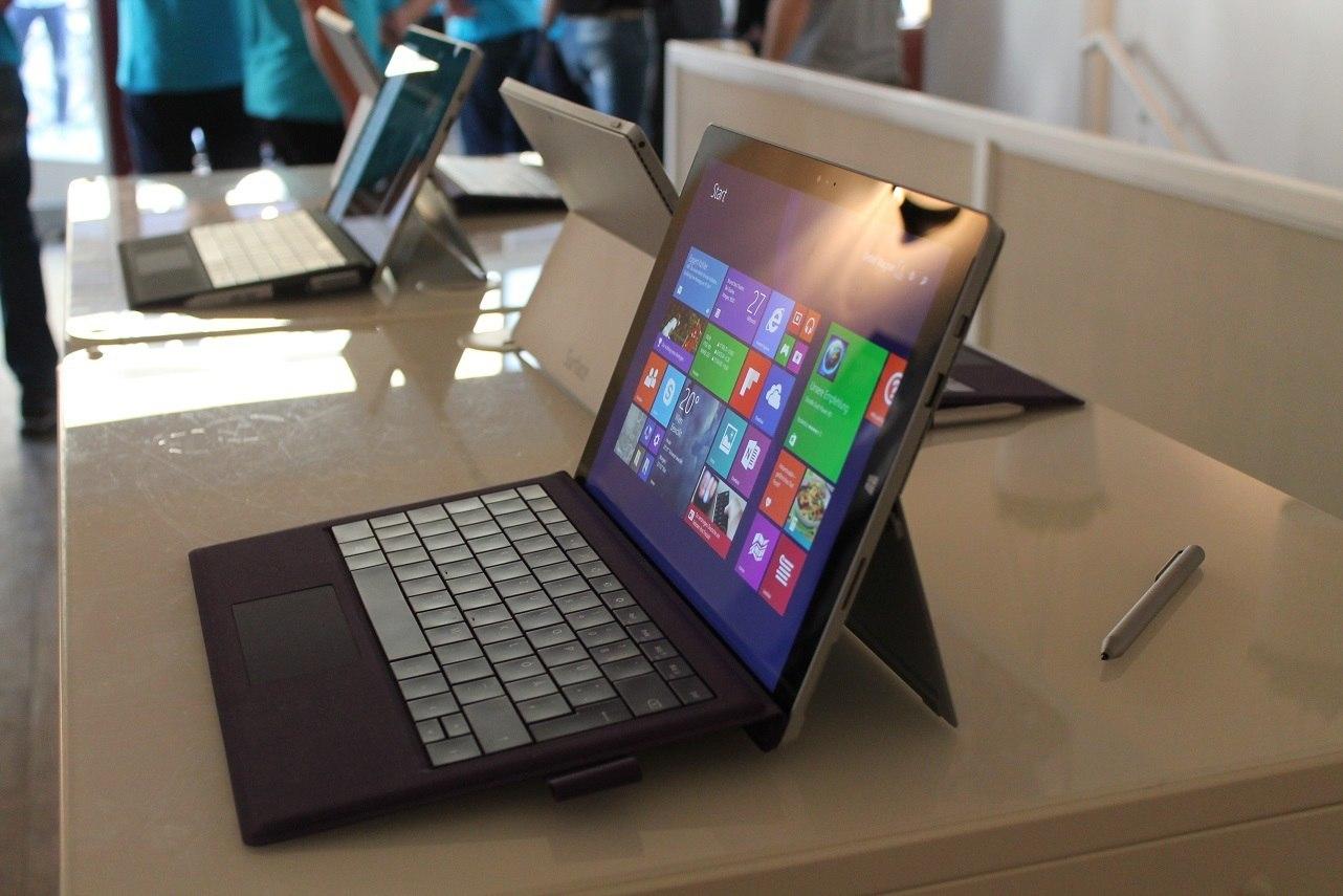Surface Pro 3: Neues Firmware-Update ist jetzt erhältlich