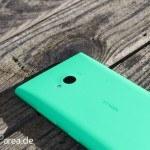 Lumia Lumia 735 grün green review back