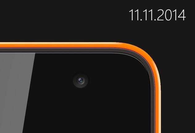 Microsoft Lumia 535 RM-1090 Teaser