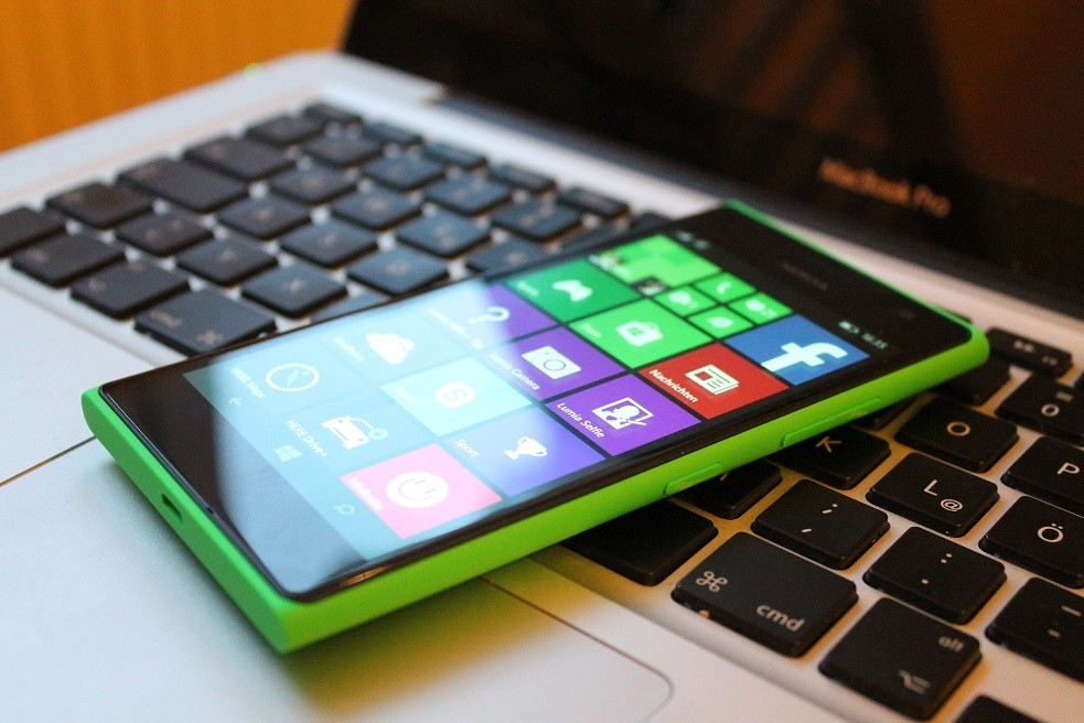 Arbeitet Nokia an einem Smartphone mit Windows 10?