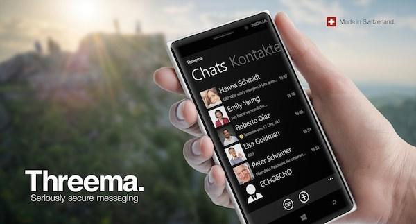 Threema Windows Phone