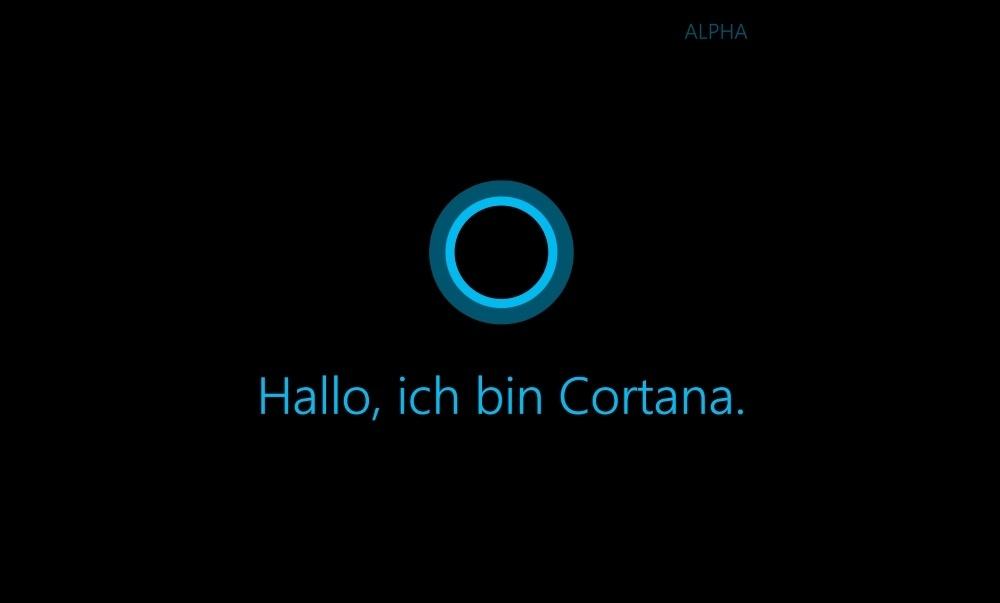 Microsoft versteht uns so gut wie andere Menschen es tun!