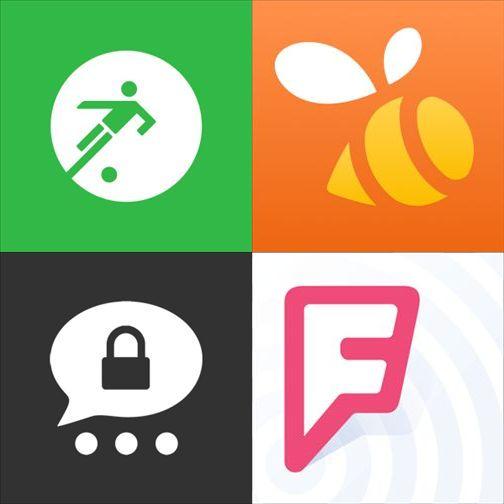 Gesammelte Updates: Onefootball, Foursquare, Swarm & Threema