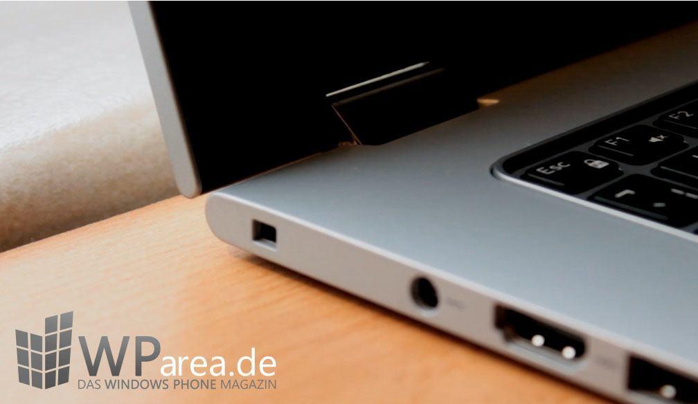 Dell Inspiron 13 7000 Verarbeitung und Design