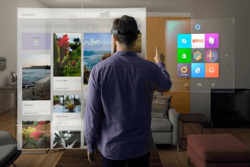 "HoloLens: ""HoloJS"" erlaubt App-Entwicklung mit JavaScript und WebGL"