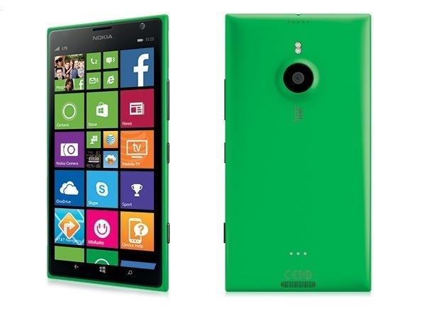 [Update] Nokia Lumia 1520 in Grün nun auch in Deutschland erhältlich
