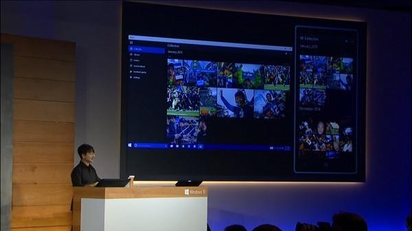 Windows 10 Foto App