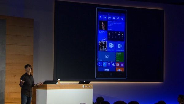 Windows 10 Smartphones und Tablets