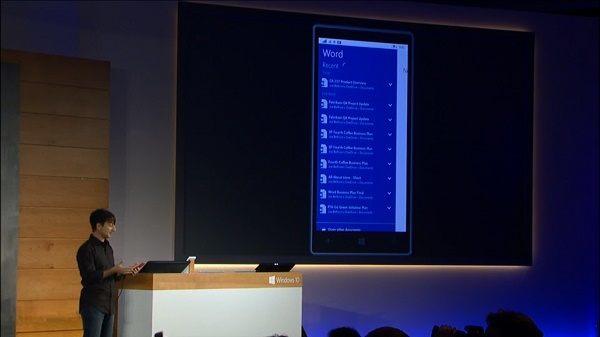 Windows 10 Word