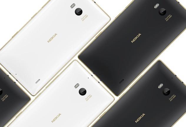 Goldenes Lumia 830 erstmals in Deutschland verfügbar