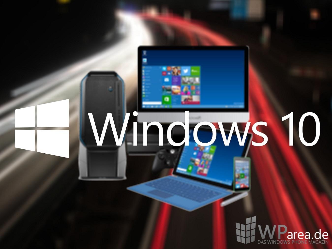 Windows 10 Geräte WParea.de