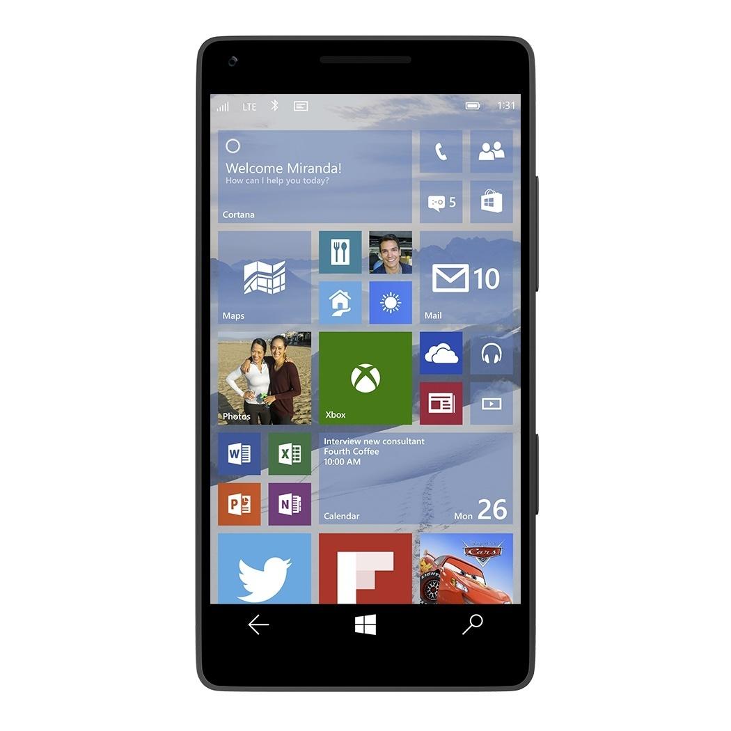 Windows 10 Smartphones Startbildschirm