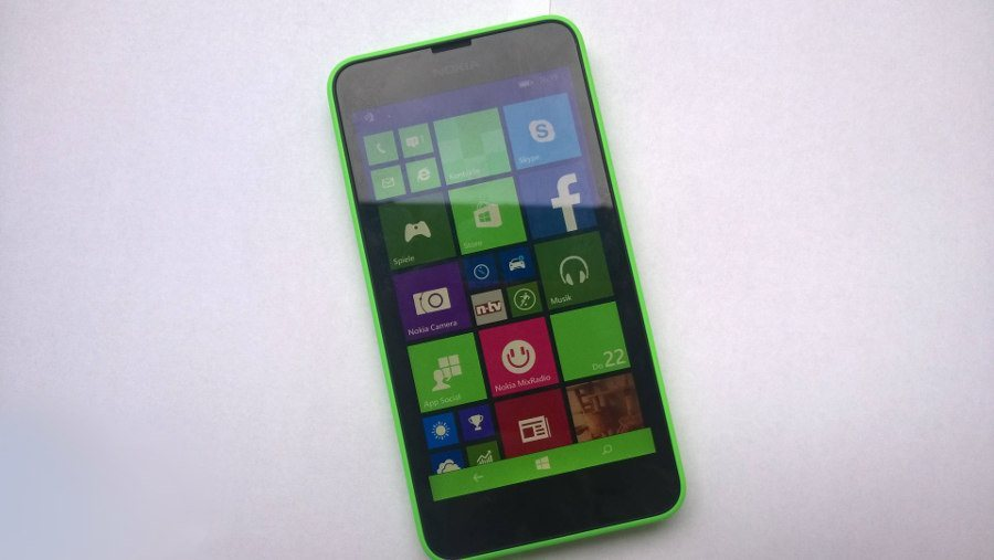 lumia-630-testbericht-front