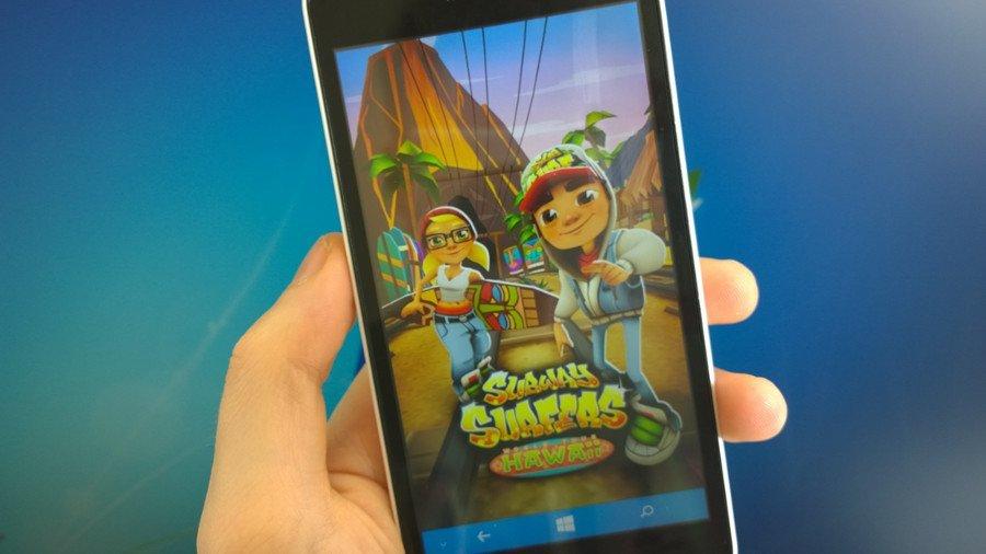Subway Surfers-Update für Windows 10 Mobile bringt euch nach Venedig