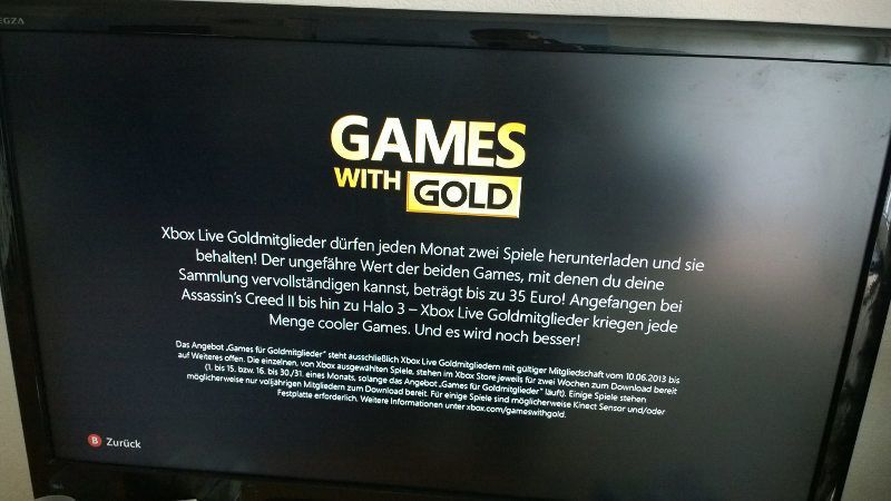 Games with Gold im Monat September mit Crysis 3 und Tomb Raider