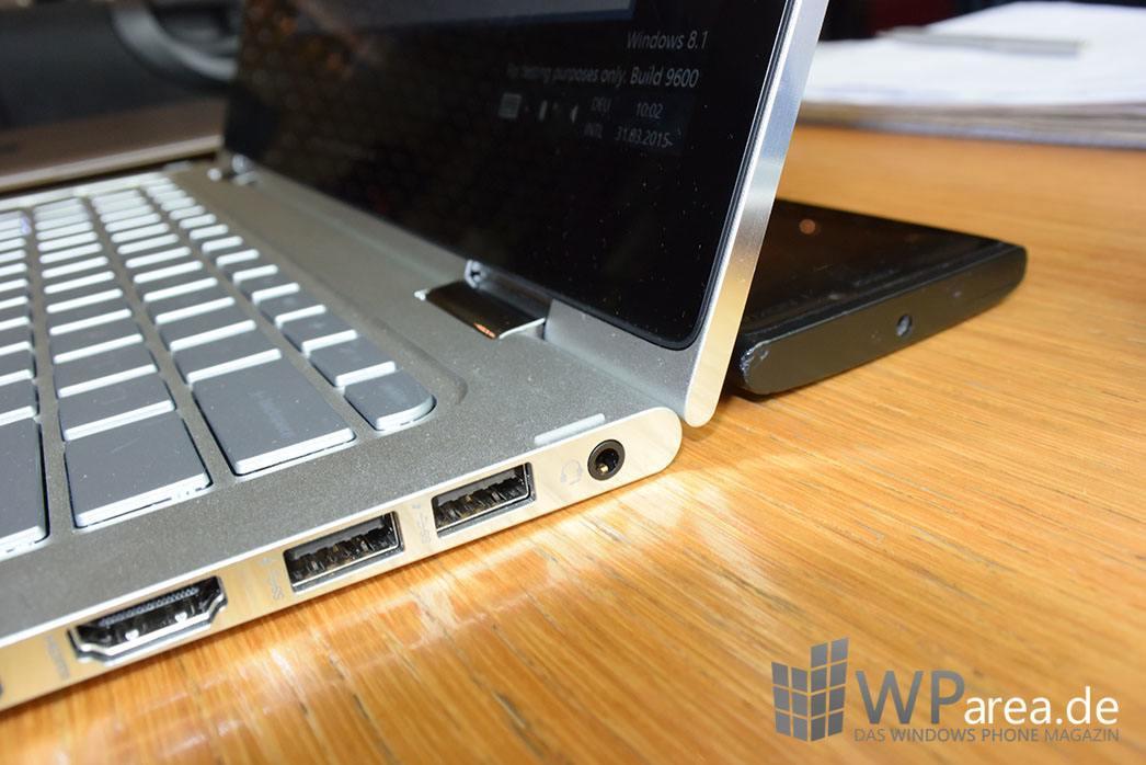 HP Spectre x360 Hands-On 2