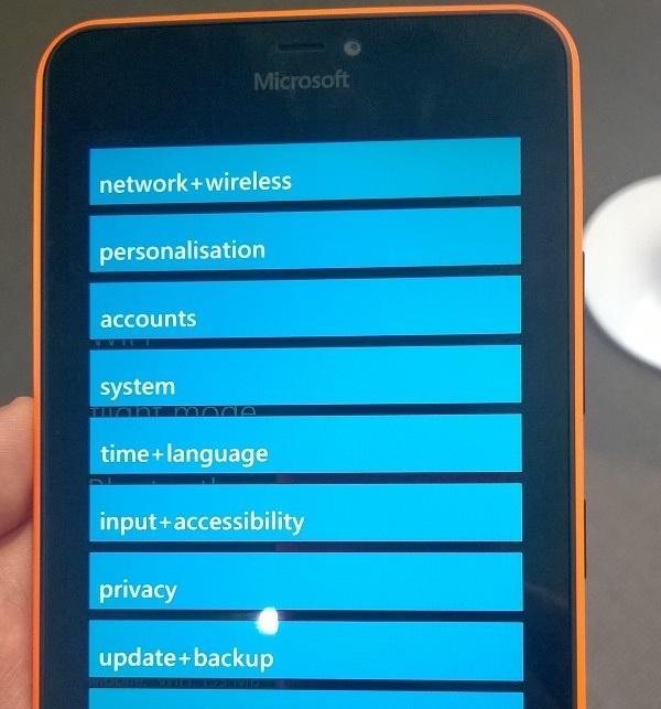 Lumia 640 XL Update