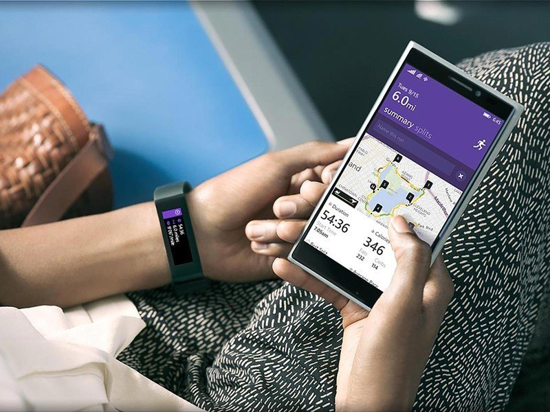 Microsoft Band-App – Update behebt Sync-Probleme