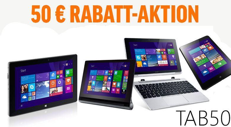 Windows Tablets Deal Notebooksbilliger.de