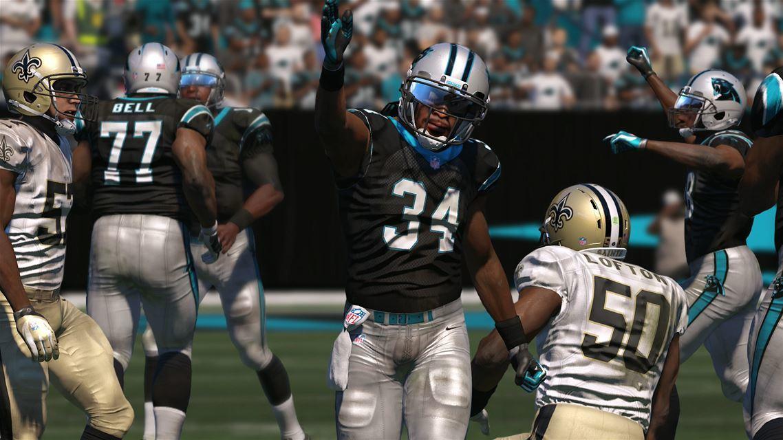 Madden NFL 17 ab sofort im EA Access Vault verfügbar