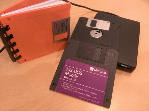 MS-DOS Mobile: Unsere ersten Eindrücke